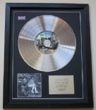 WHITNEY HOUSTON - I'm Your Baby Tonight CD / PLATINUM PRESENTATION DISC